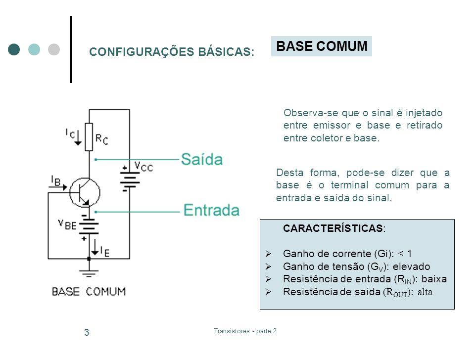 BASE COMUM CONFIGURAÇÕES BÁSICAS: