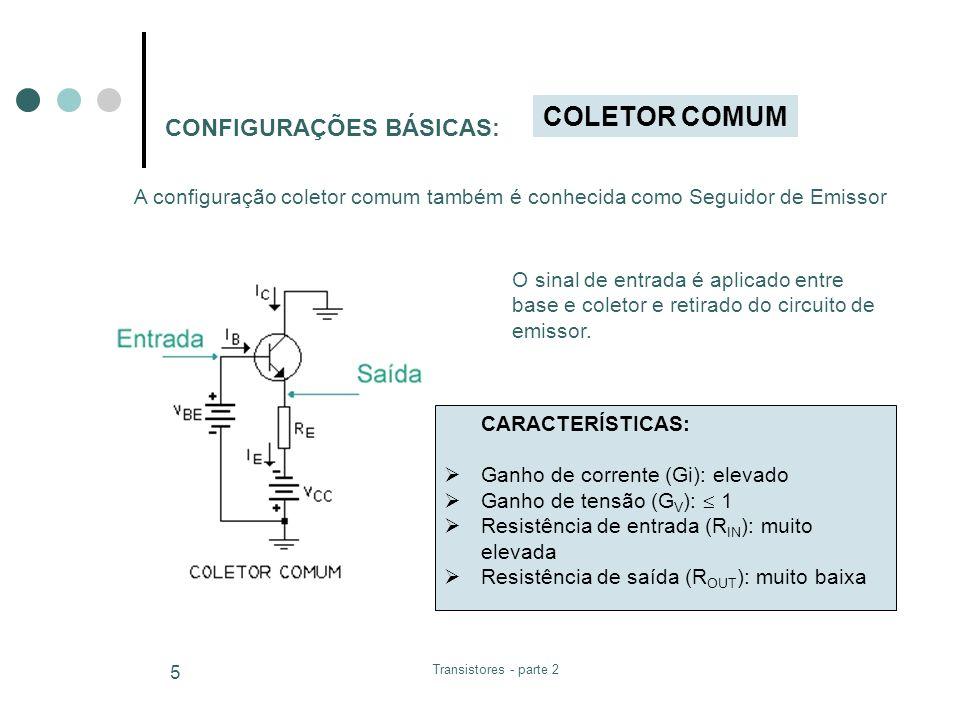 COLETOR COMUM CONFIGURAÇÕES BÁSICAS: