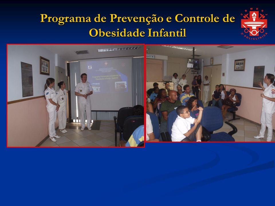 Programa de Prevenção e Controle de Obesidade Infantil