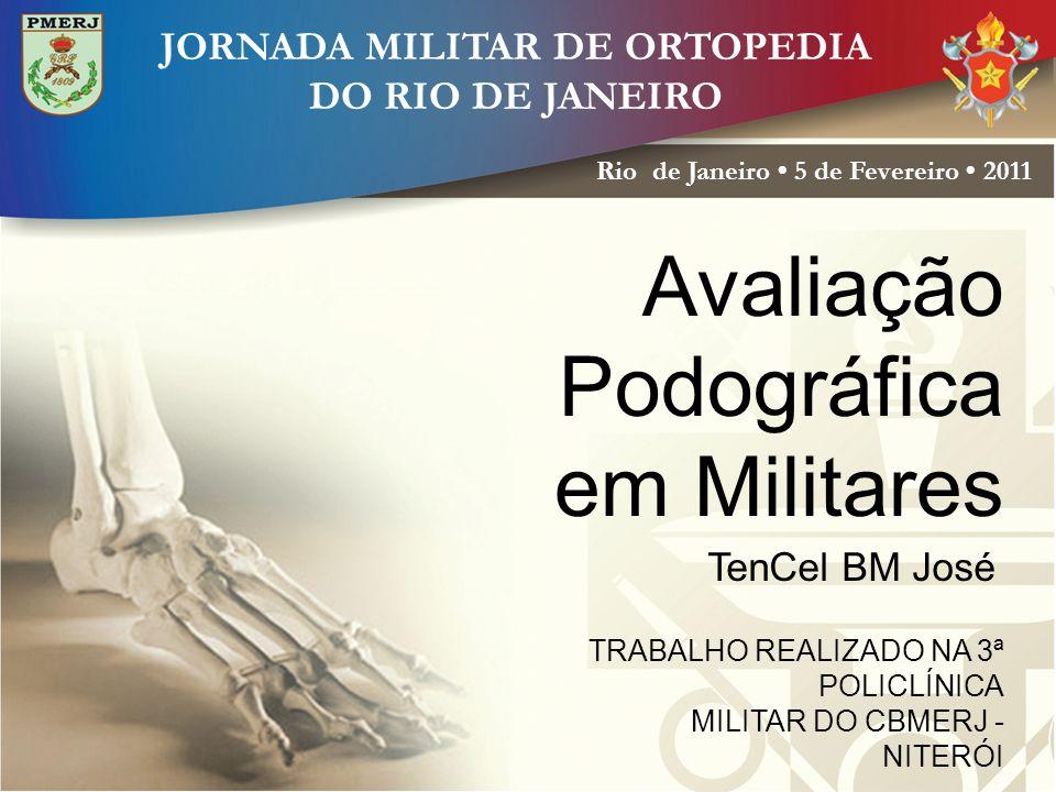 JORNADA MILITAR DE ORTOPEDIA