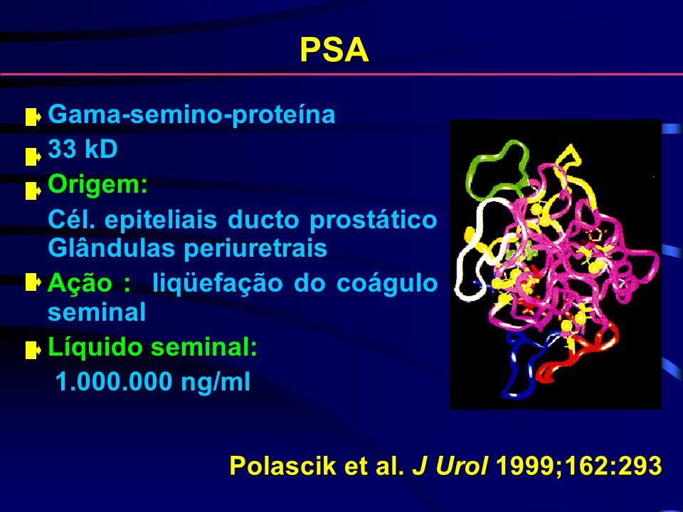 PSA Gama-semino-proteína 33 kD Origem: