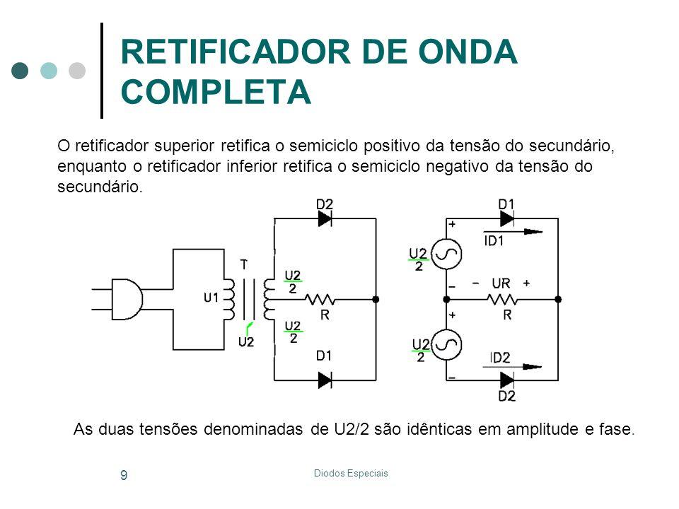 RETIFICADOR DE ONDA COMPLETA