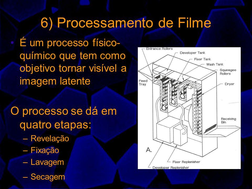 6) Processamento de Filme