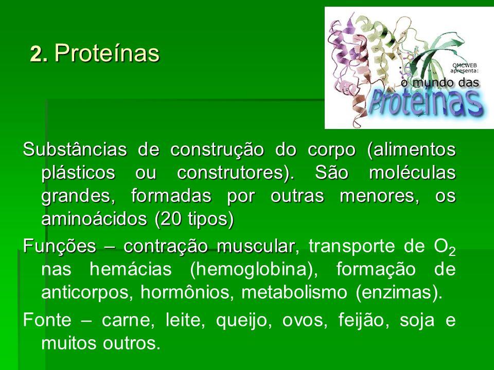 2. Proteínas