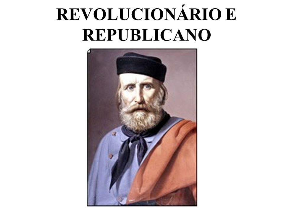 REVOLUCIONÁRIO E REPUBLICANO