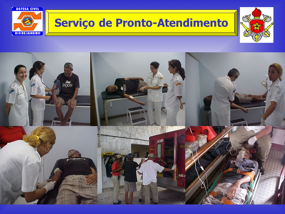 Serviço de Pronto-Atendimento
