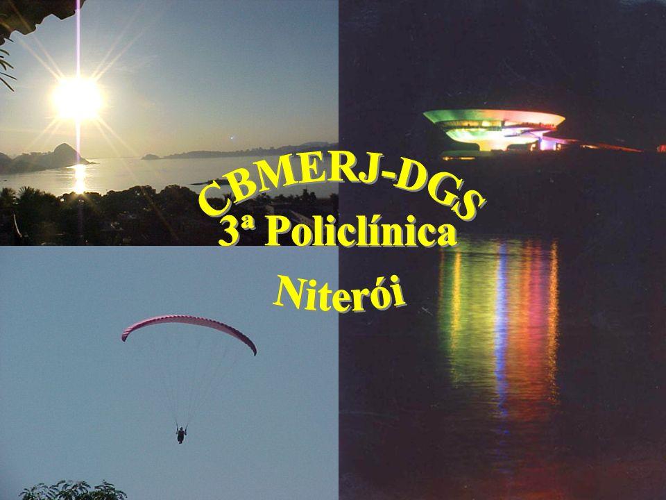 CBMERJ-DGS 3ª Policlínica Niterói