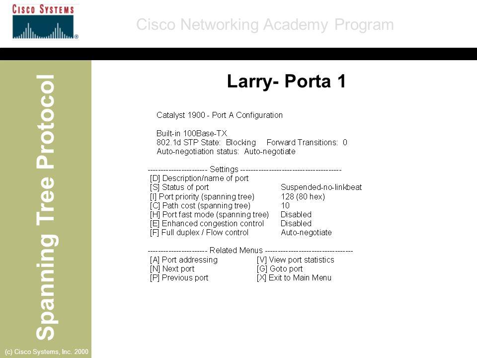 Larry- Porta 1