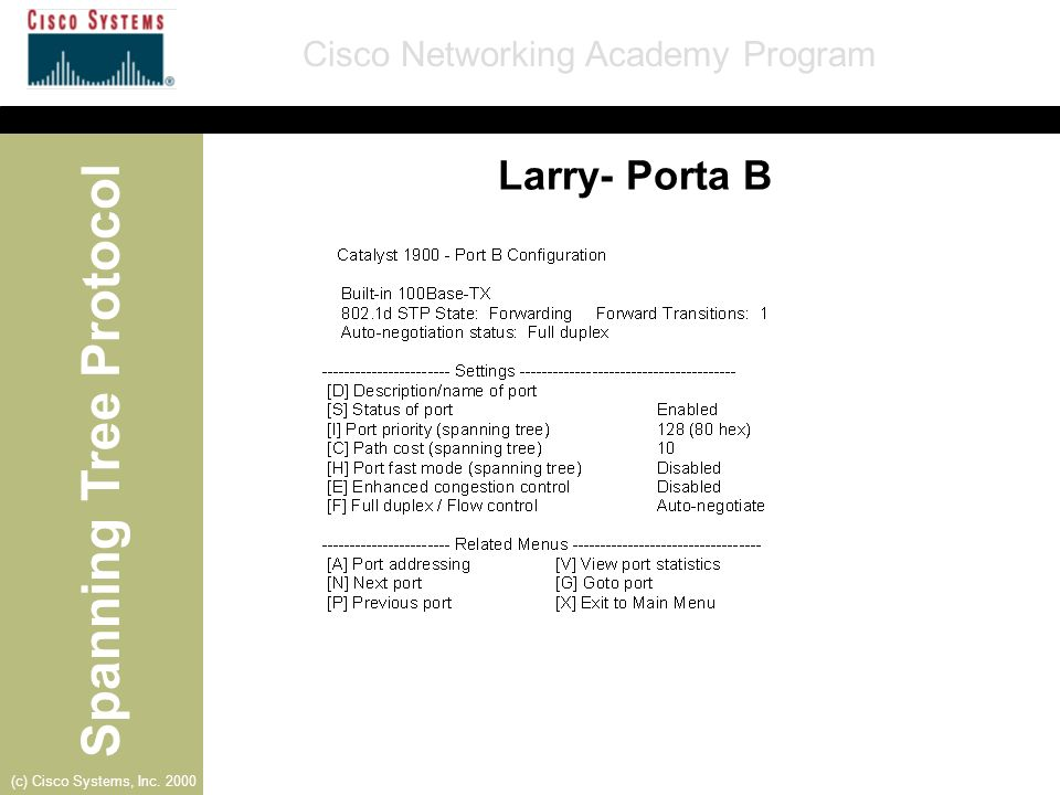 Larry- Porta B