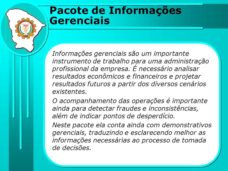 Pacote de Informações Gerenciais