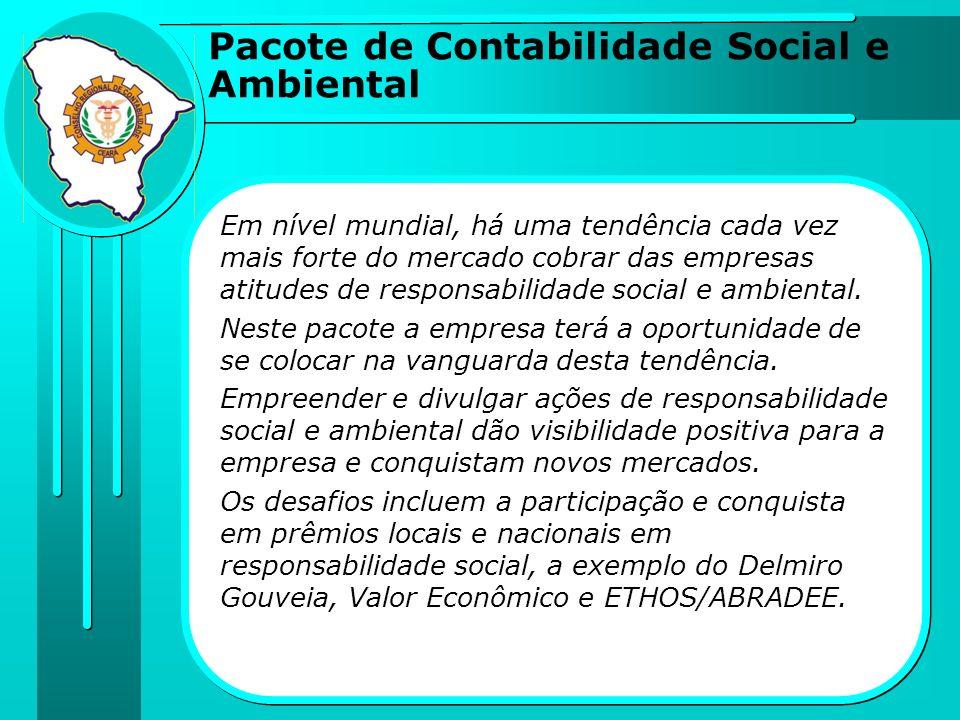 Pacote de Contabilidade Social e Ambiental