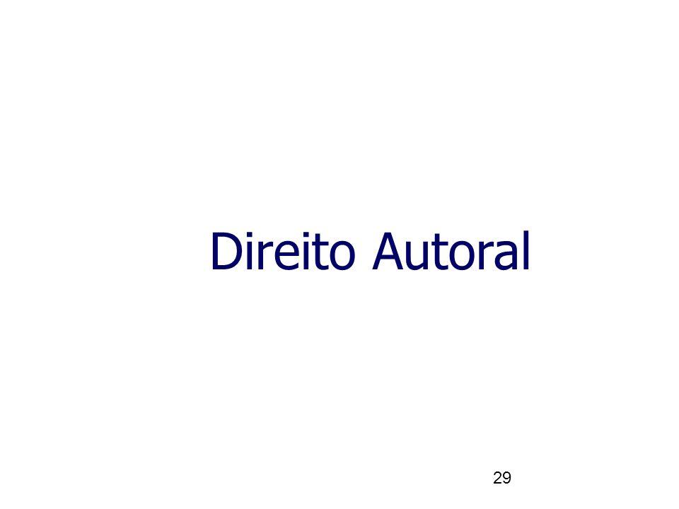 Direito Autoral 29 29 29 29