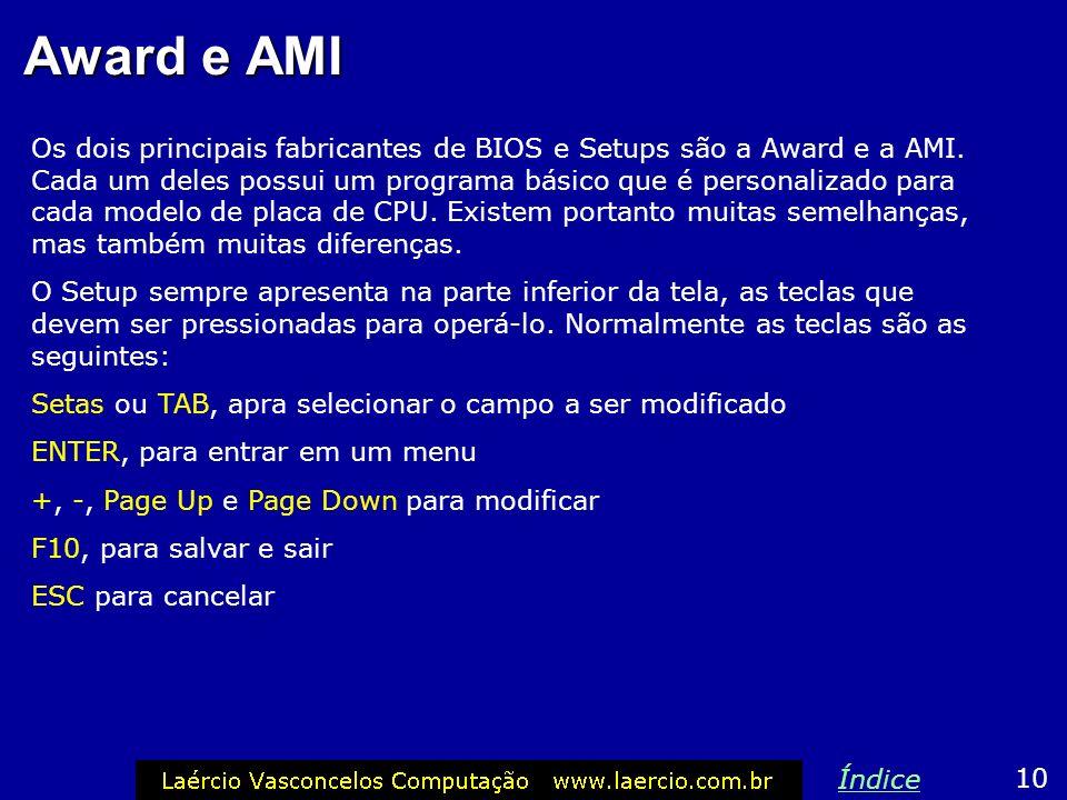 Award e AMI