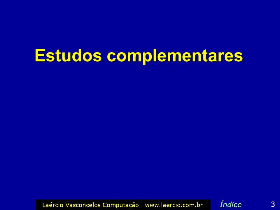 Estudos complementares