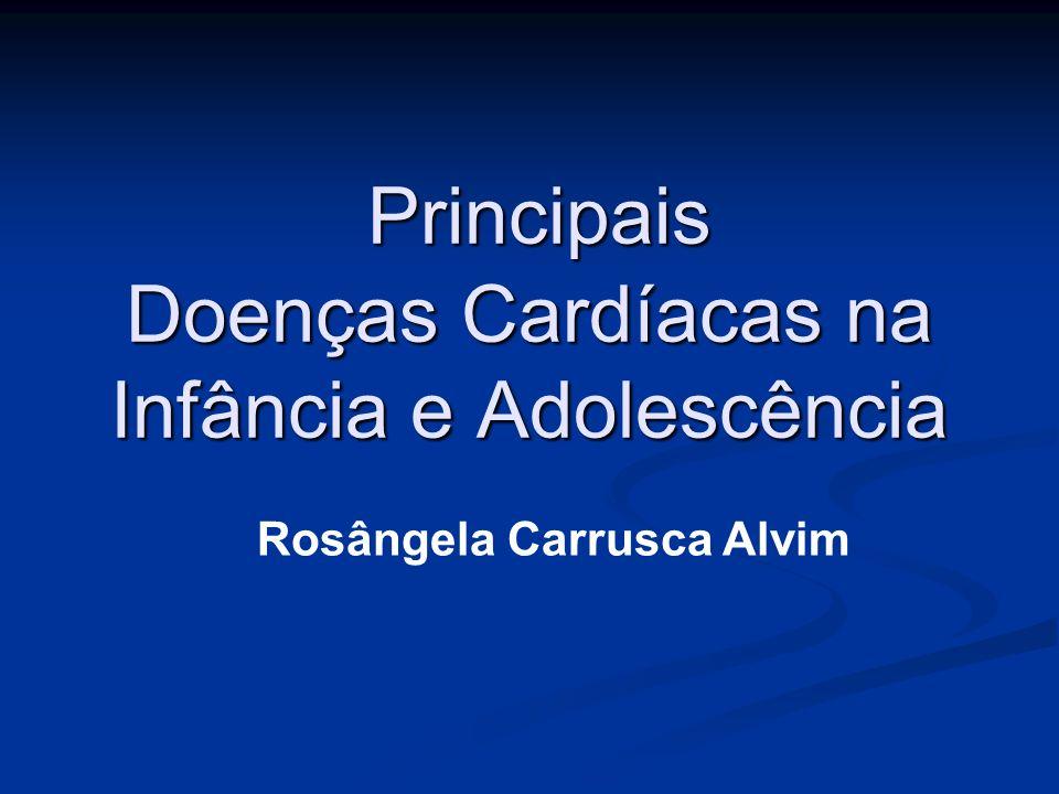 Principais Doenças Cardíacas na Infância e Adolescência