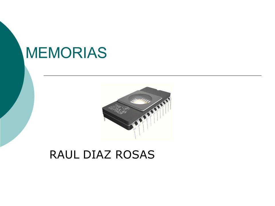MEMORIAS RAUL DIAZ ROSAS