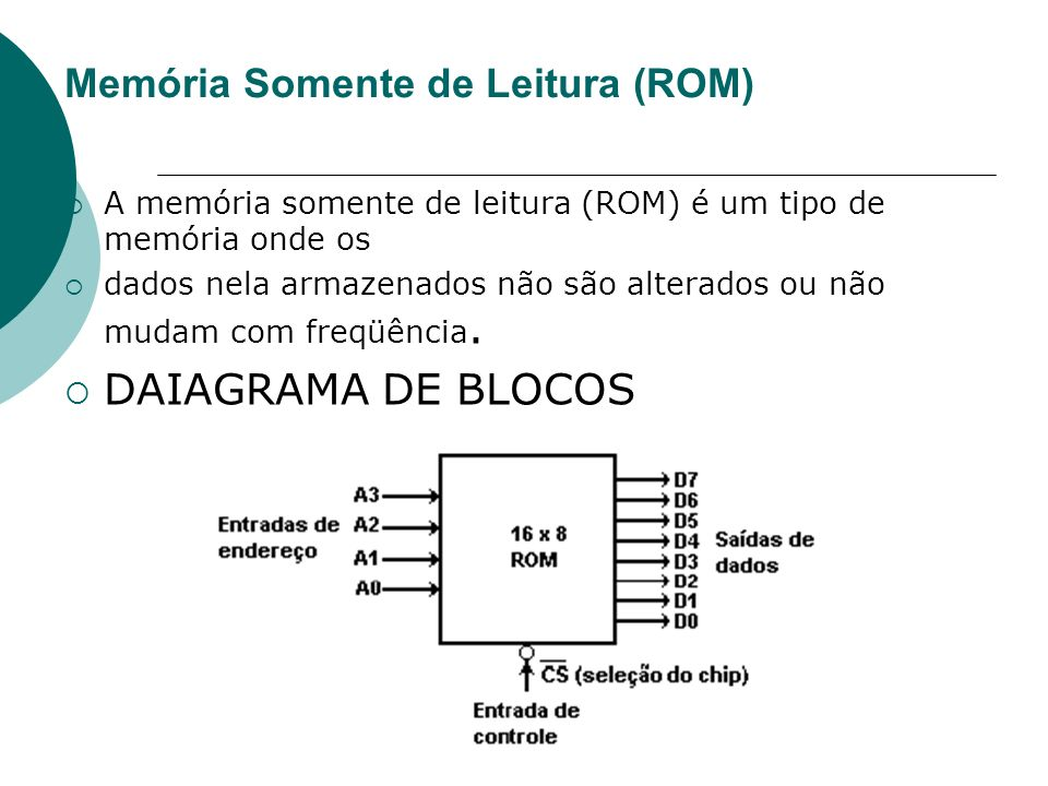 Memória Somente de Leitura (ROM)