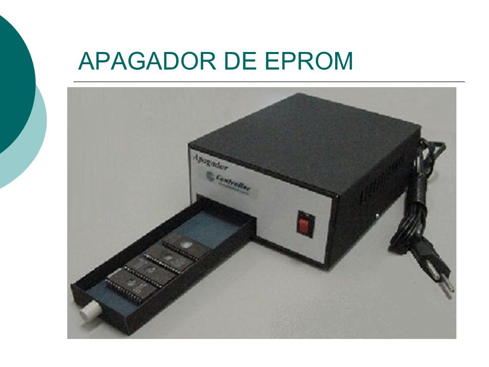 APAGADOR DE EPROM