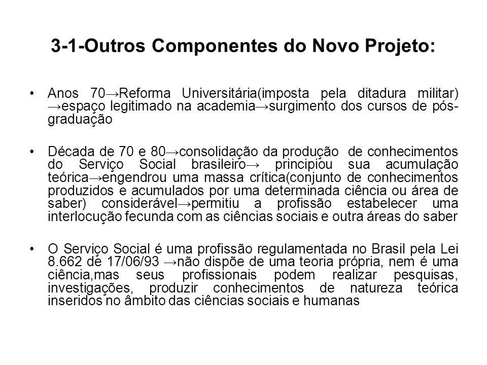 3-1-Outros Componentes do Novo Projeto: