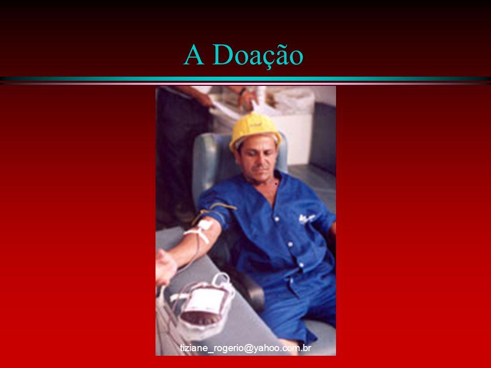 A Doação tiziane_rogerio@yahoo.com.br