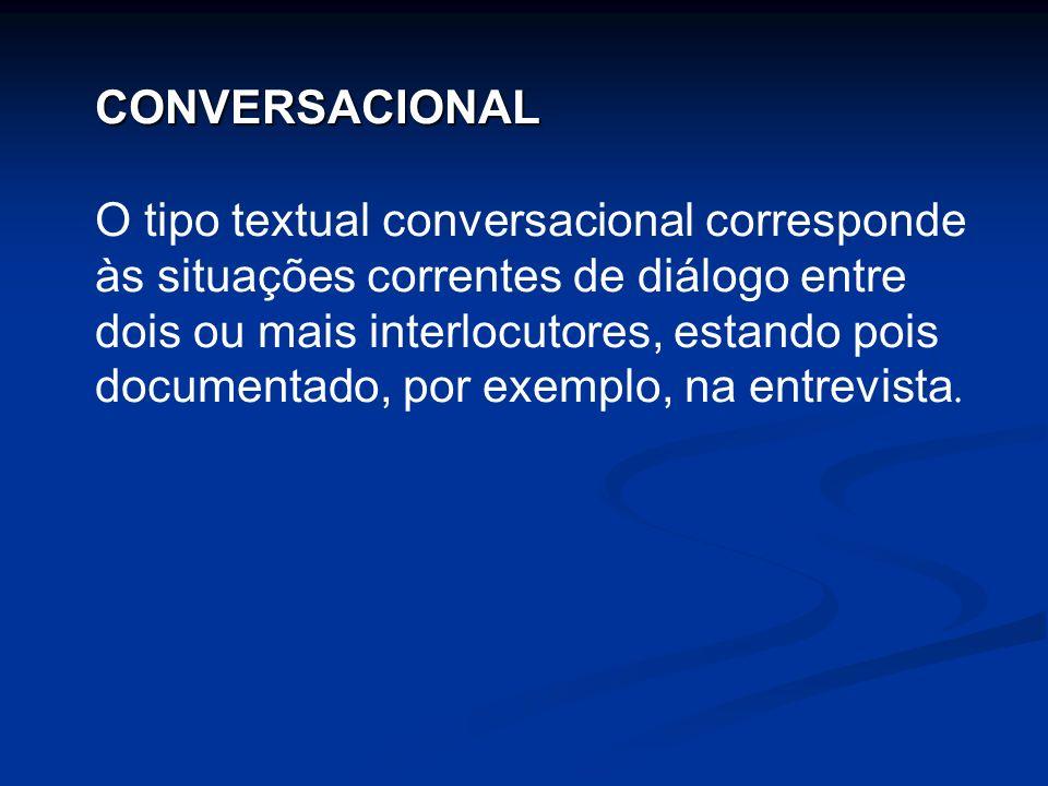 CONVERSACIONAL