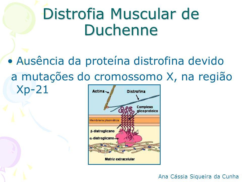 Distrofia Muscular de Duchenne