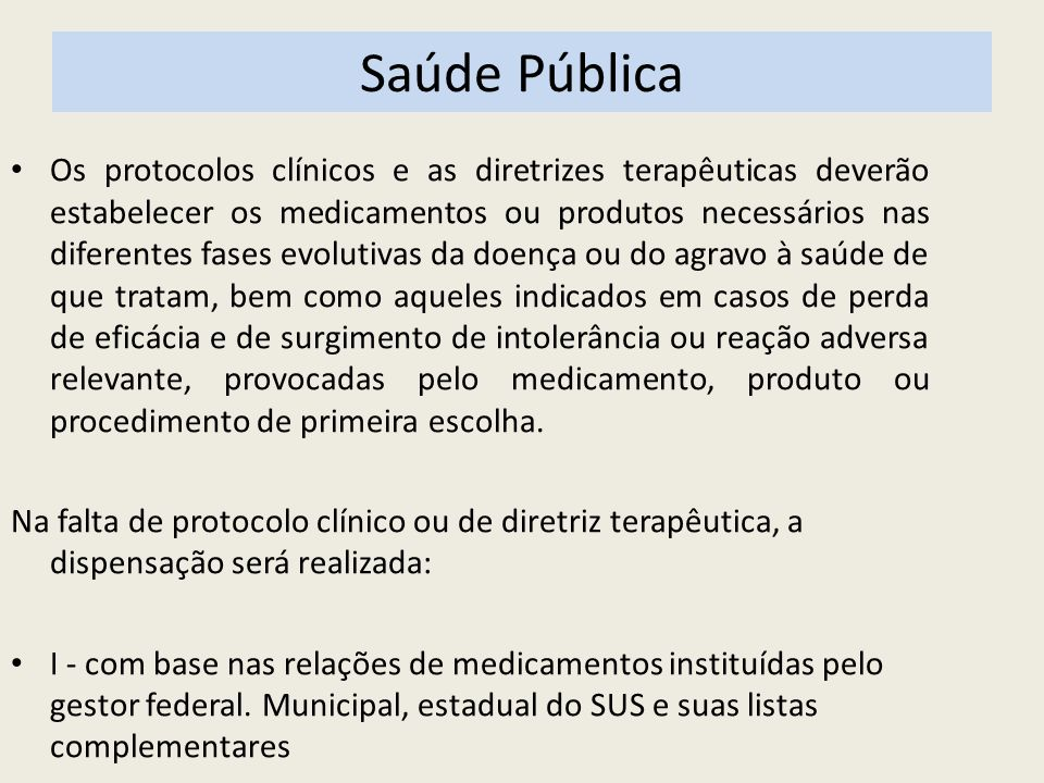 Saúde Pública