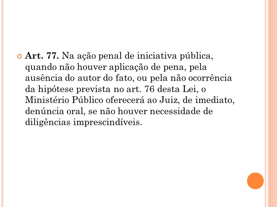 Art. 77.