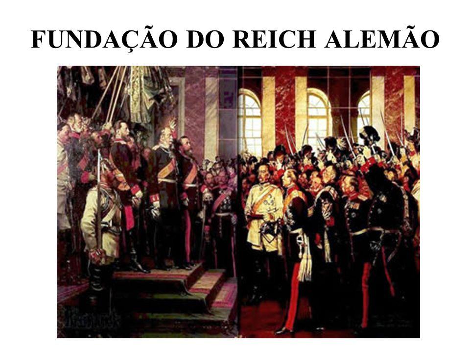 FUNDAÇÃO DO REICH ALEMÃO