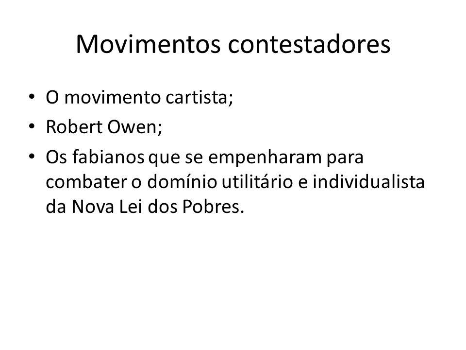 Movimentos contestadores