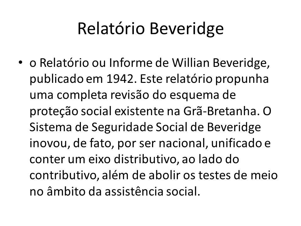 Relatório Beveridge