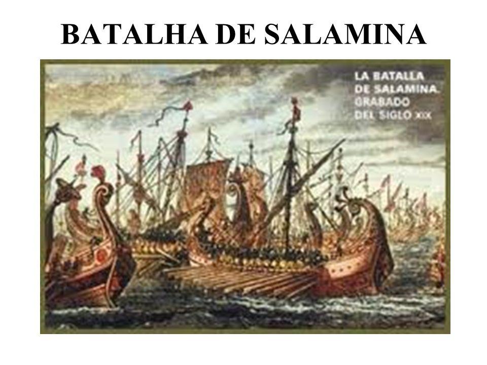 BATALHA DE SALAMINA