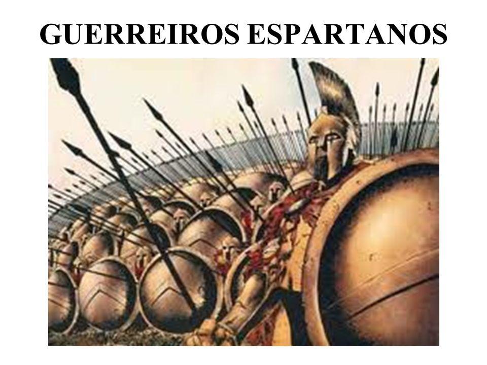 GUERREIROS ESPARTANOS
