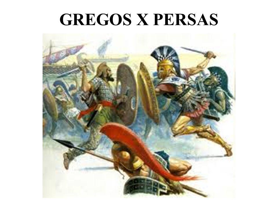 GREGOS X PERSAS