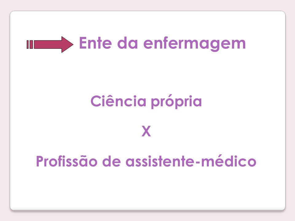 Profissão de assistente-médico