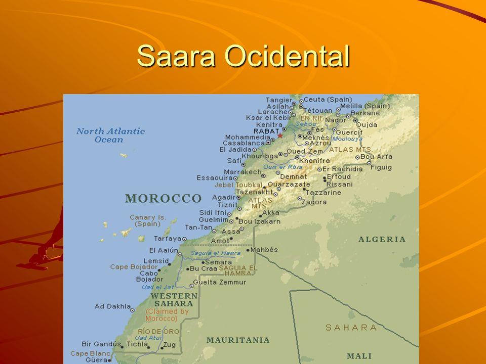 Saara Ocidental
