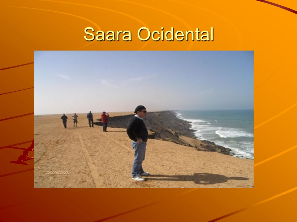 Saara Ocidental