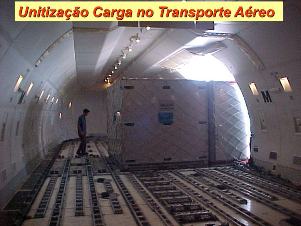 Unitização Carga no Transporte Aéreo