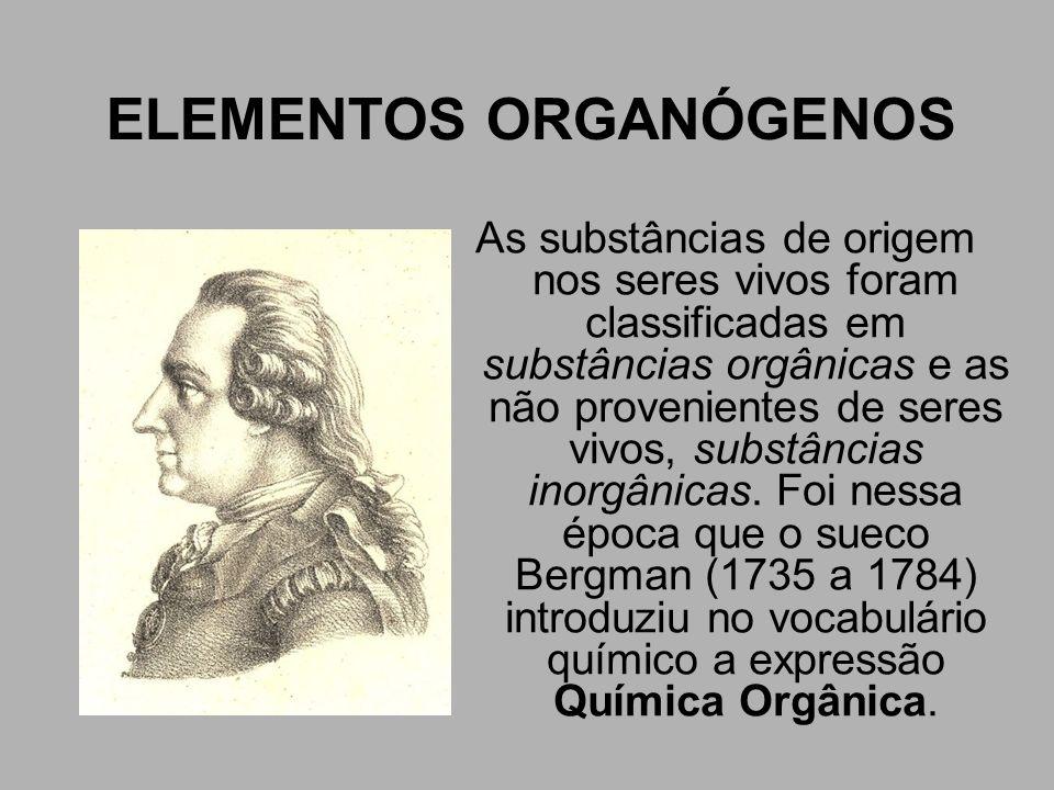 ELEMENTOS ORGANÓGENOS
