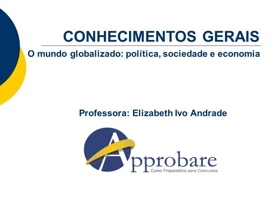 Professora: Elizabeth Ivo Andrade