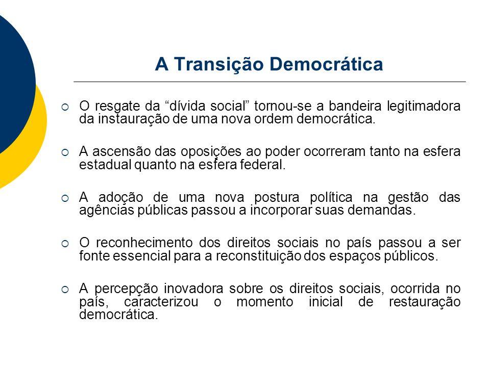 A Transição Democrática