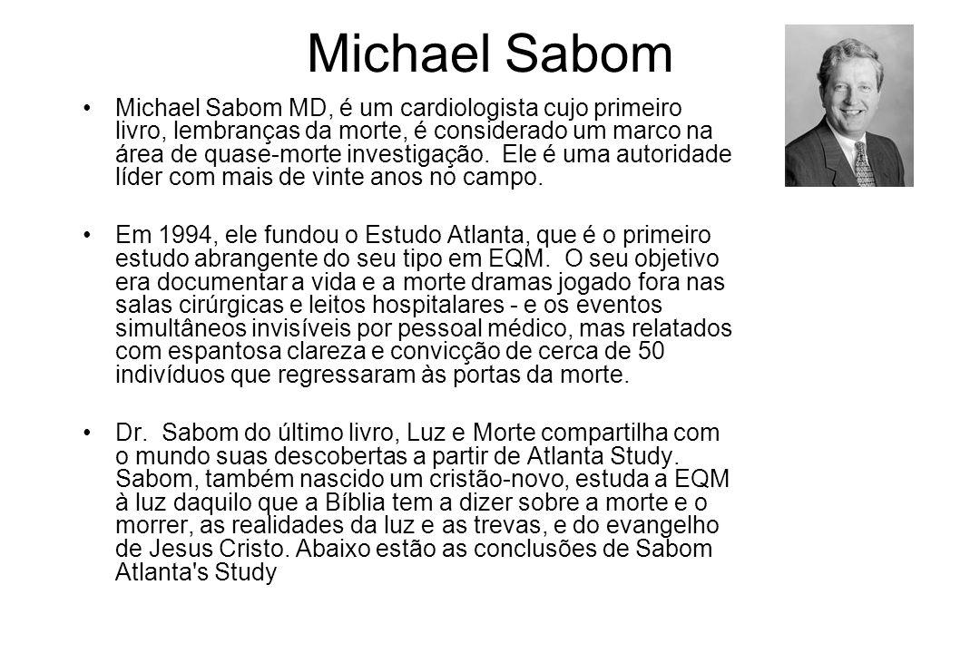 Michael Sabom