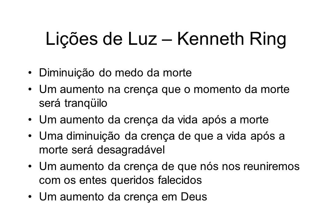 Lições de Luz – Kenneth Ring