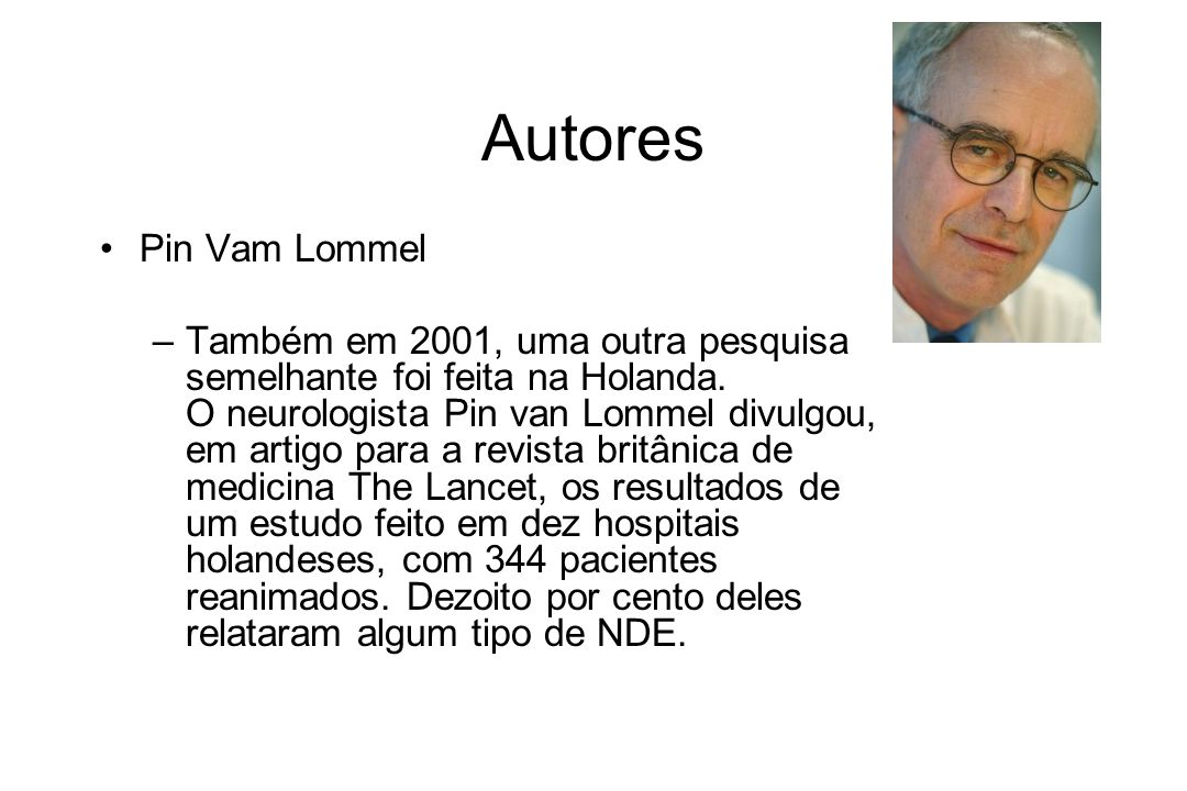 Autores Pin Vam Lommel.