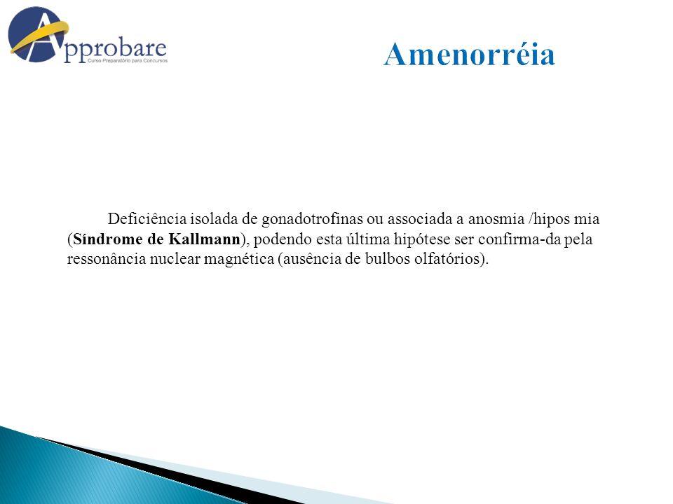 Amenorréia