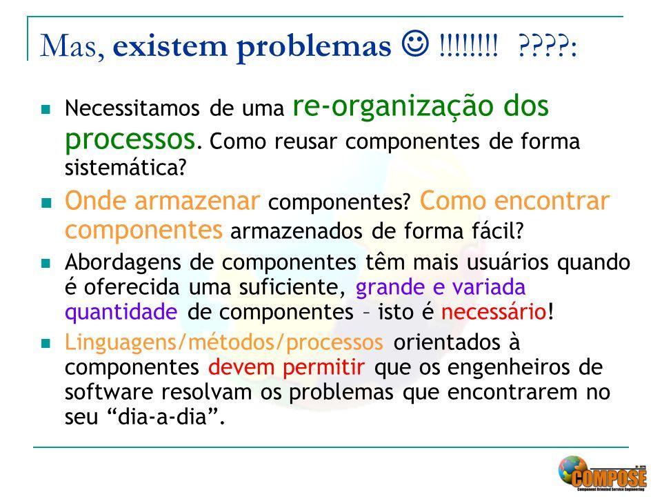 Mas, existem problemas  !!!!!!!! :