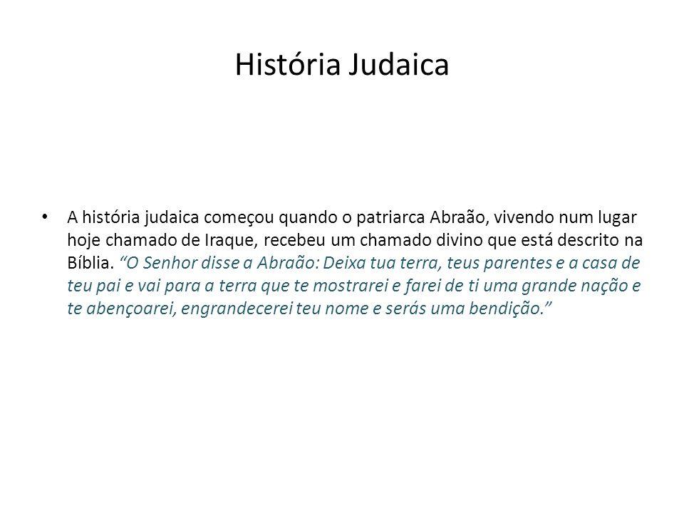 História Judaica