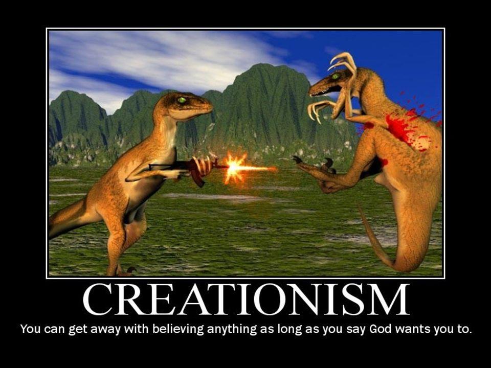 Criacionismo Em primeiro lugar, o que é o criacionismo
