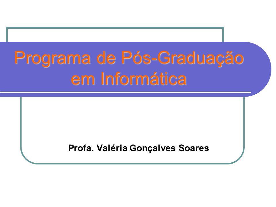 Programa de Pós-Graduação em Informática