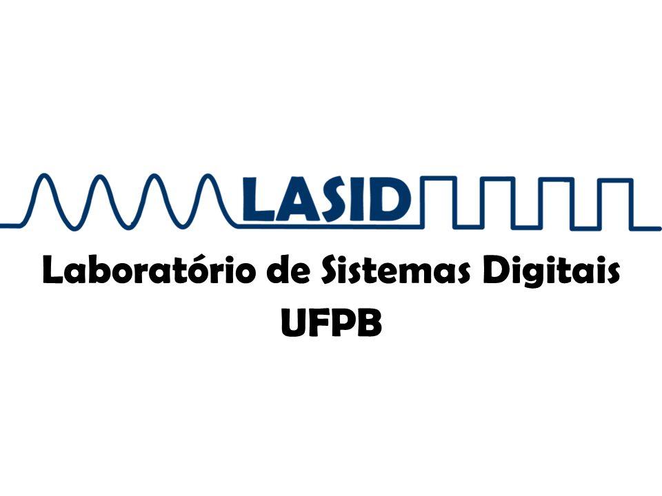 Laboratório de Sistemas Digitais